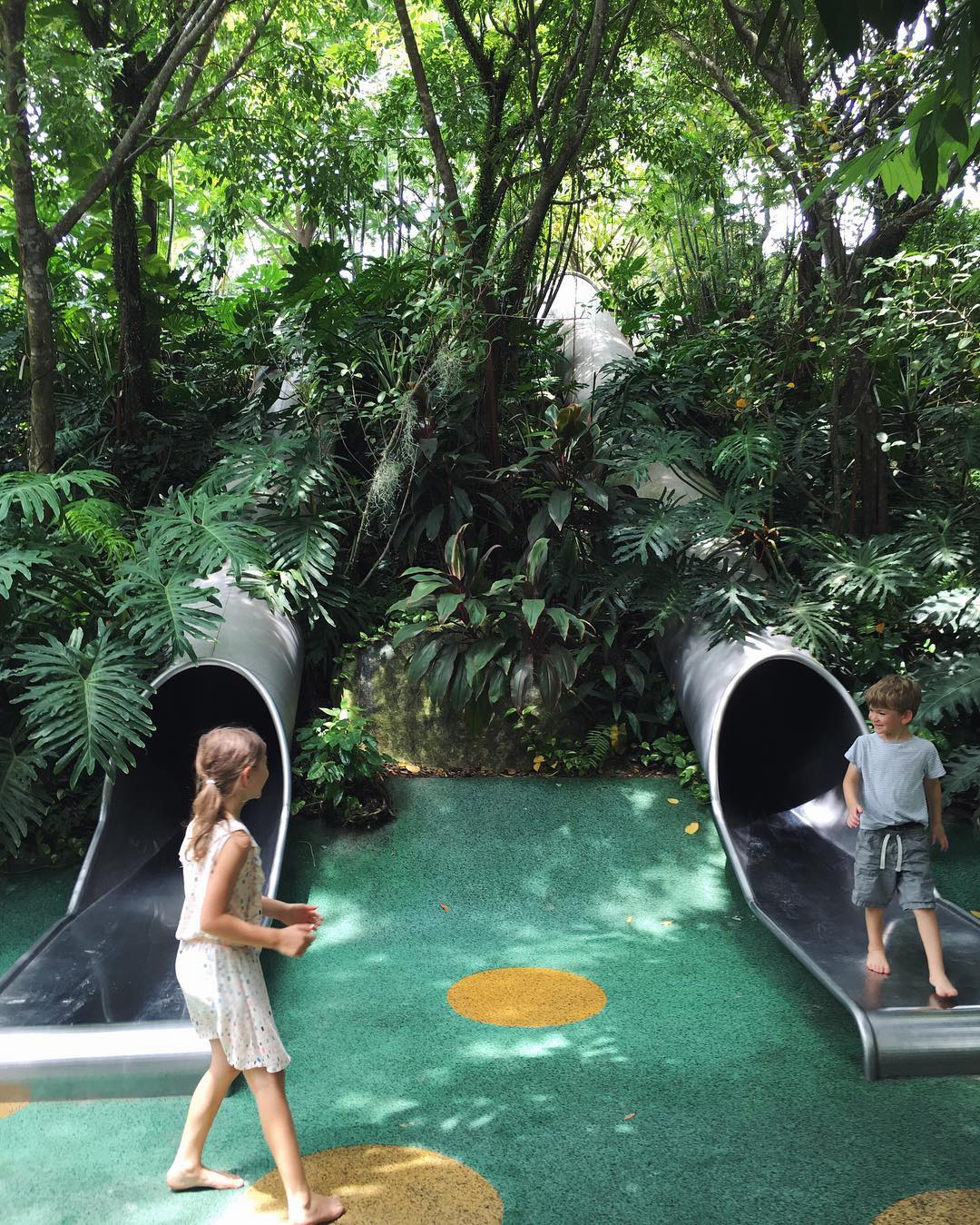 Inspirasi Wisata Traveling Singapore Garden by the Bay Far east organization children's garden
