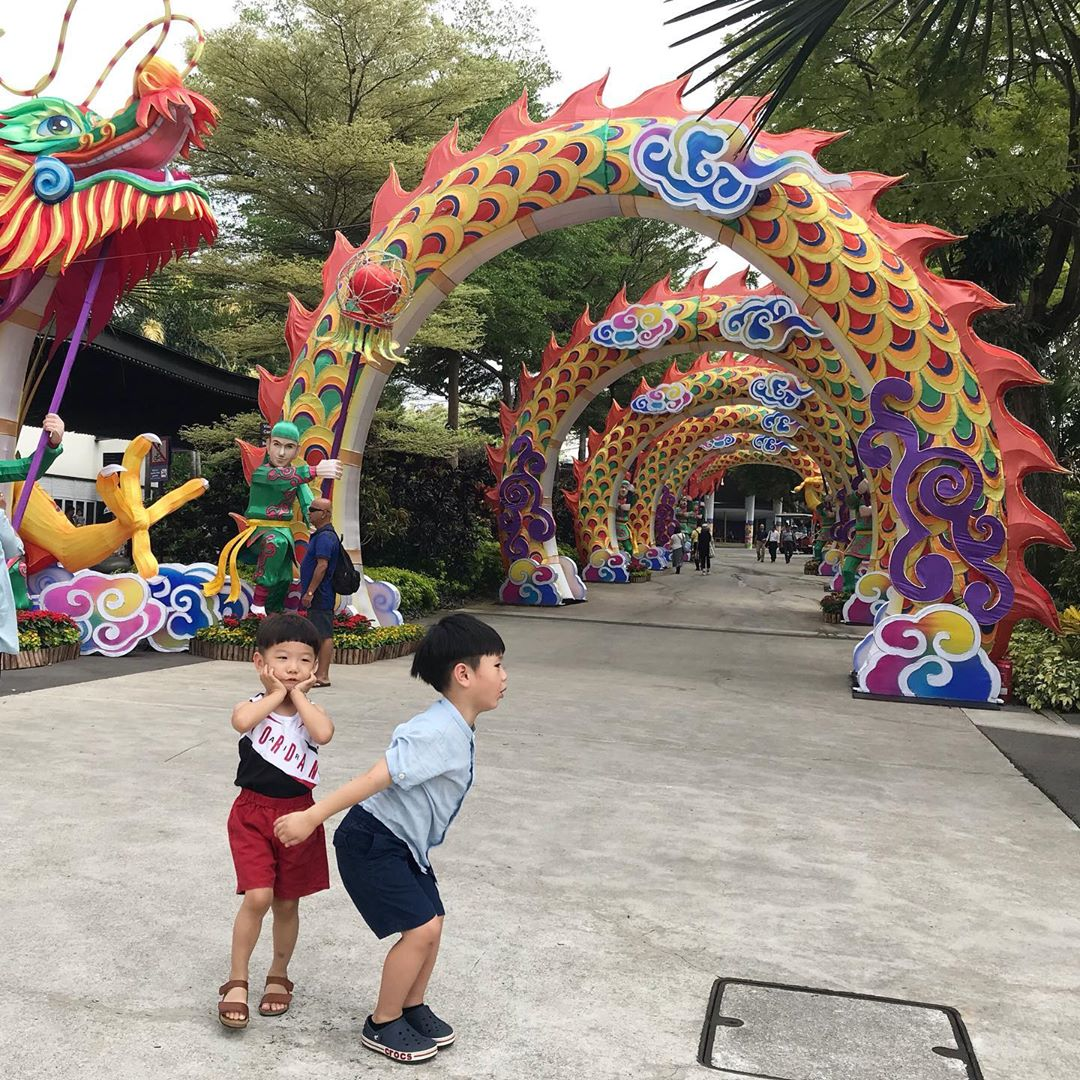 Inspirasi Wisata Traveling Singapore Garden by the Bay Far east organization children's garden 3